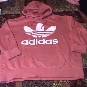 Adidas originals fashion hoody💕